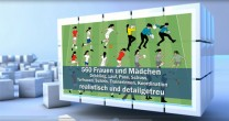 easy Sports-Graphics – Software für den Frauenfußball