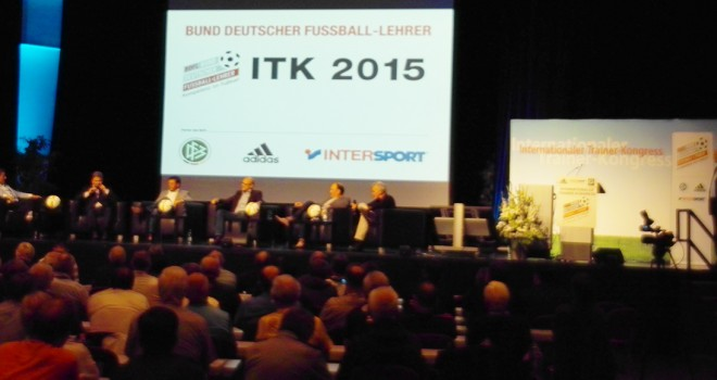 Internationaler Trainerkongress 2015