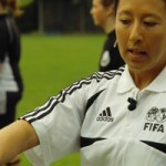 FIFA Instructor Vanessa Martinez Lagunas
