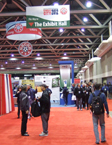 NSCAA Convention Exhibition Hall