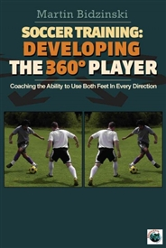 Soccer DVD The 360 ° Player